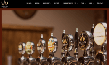 Wicklow Brewery by C Me Online Limited