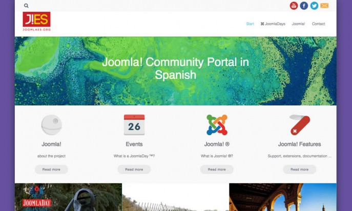 JoomlaES - Spanish J! Community by Jdevelopia