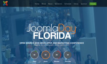JoomlaDay Florida by Open Source Florida INC