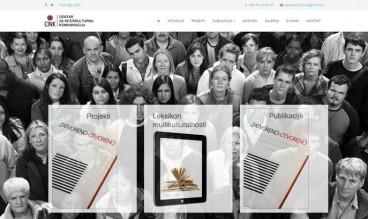 Center for Intercultural Communication - CINK by Luka Salapura