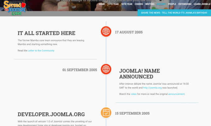 Spread the Joomla Love by Brian Teeman