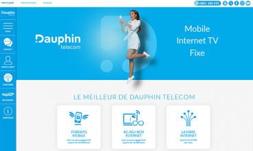Dauphin Telecom by IDIMweb