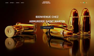 Armurerie Saint-Martin by IDIMweb