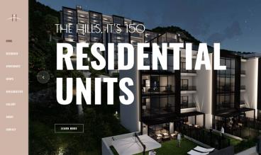 The Hills Residence by IDIMweb