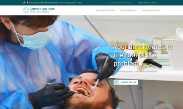 Caribbean Dental Clinic by IDIMweb