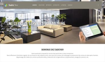 Sadis'Nov Cleaning Solutions by IDIMweb