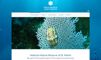 National Nature Reserve of Saint-Martin by IDIMweb