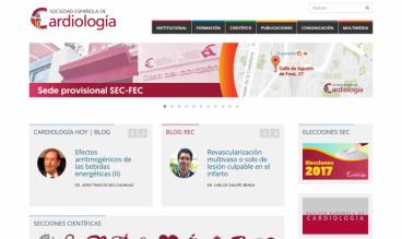 Sociedad Española de Cardiología by Sergio Iglesias