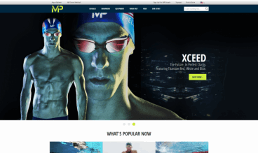 Michael Phelps - MP Brand by CreativeSights, Aqua Lung International