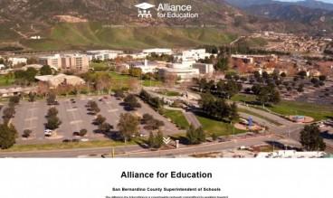 Alliance for Education | San Bernardino County Superintendent of Schools by CreativeSights