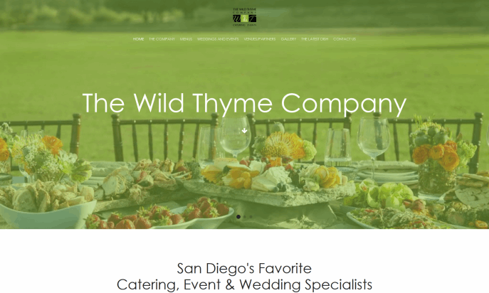 The Wild Thyme Company by CreativeSights