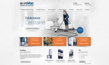 AeroVac VacuMaid by Jacek Nadolny - StudioAlfa Joomla Webdesign