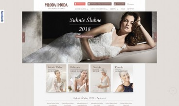 Mloda i Moda by Jacek Nadolny - StudioAlfa Joomla Webdesign
