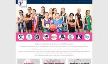 Banyule Netball Association by WebSolutionZ.com.au