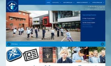 Ivanhoe East Primary School by WebSolutionZ