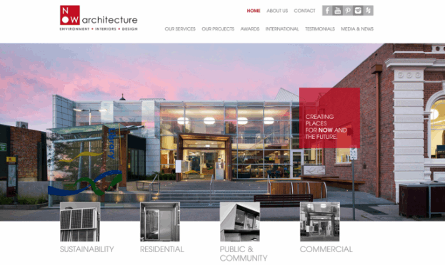 NOWArchitecture by Mity Digital
