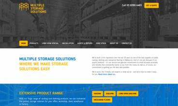 Multiple Storage Solutions by Mity Digital
