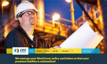 CES WorkCover Solutions by Mity Digital