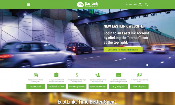 EastLink by Mity Digital