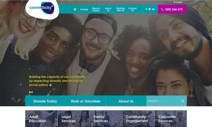 commUnity Plus by Mity Digital