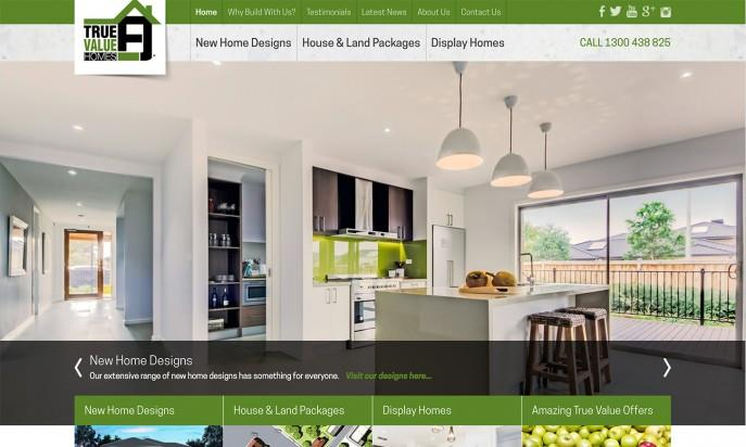 True Value Homes by Mity Digital