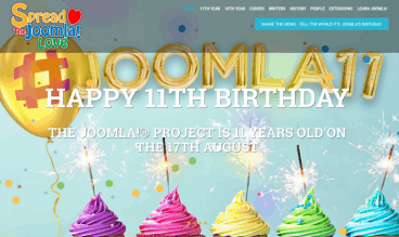 Spread the Joomla Love by Brian Teeman