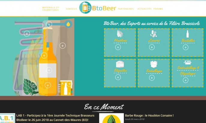 BtoBeer by ComSpiration