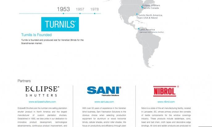 Turnils North America by Inspry