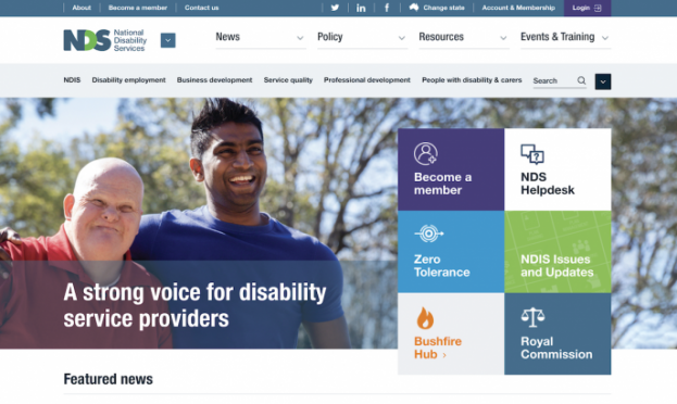 National Disability Services by National Disability Services
