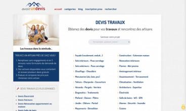 AvoirUnDevis.fr by Web Atelier 47