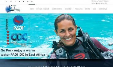Buccaneer Diving by Big4Web